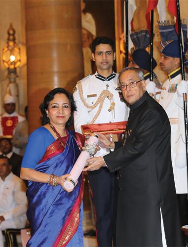 dr kamini rao director padmashri awardee