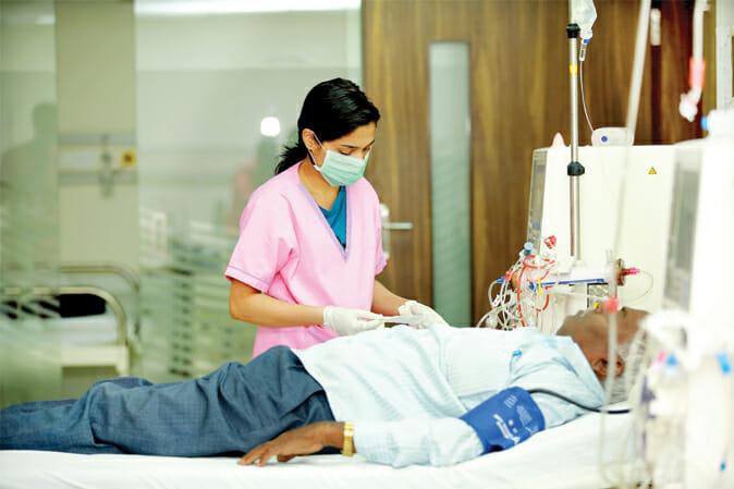 best kidney hospital india