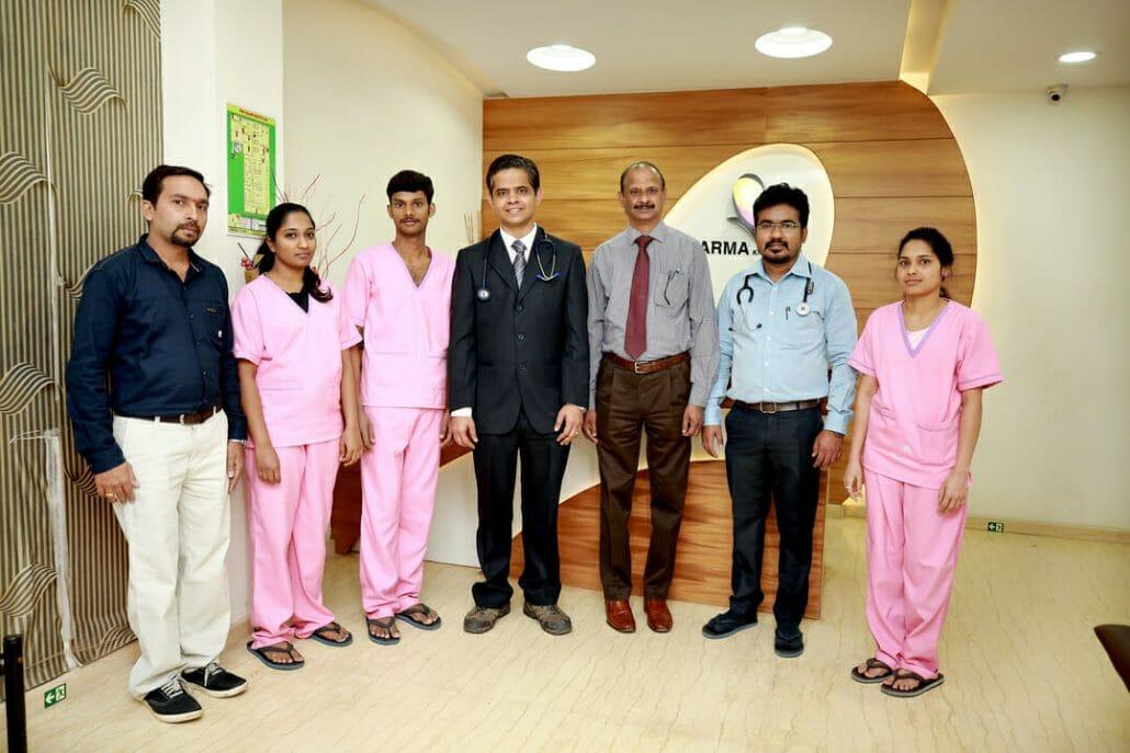 dharma kidney care team