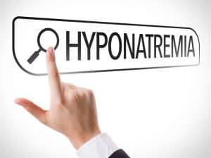 हाइपोनैट्रीमिया (hyponatremia)