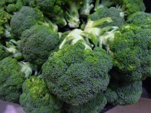 Benefits of broccoli for kidney disease